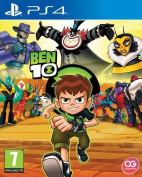 Immagine della copertina del gioco Ben 10 per Playstation 4