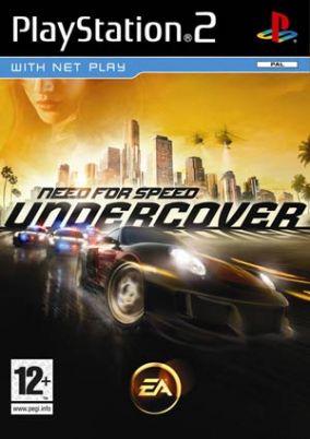 Copertina del gioco Need For Speed Undercover per PlayStation 2