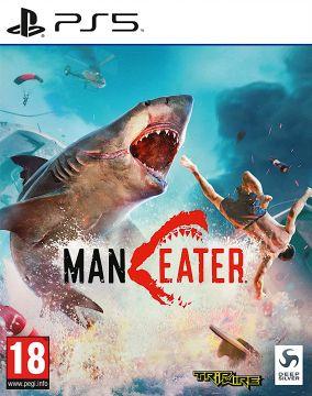 Copertina del gioco Maneater per PlayStation 5