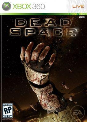 Copertina del gioco Dead Space per Xbox 360
