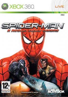 Copertina del gioco Spider-Man: Il Regno delle Ombre per Xbox 360