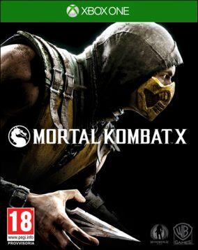 Immagine della copertina del gioco Mortal Kombat X per Xbox One