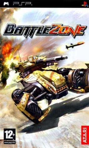 Immagine della copertina del gioco BattleZone Engaged per PlayStation PSP