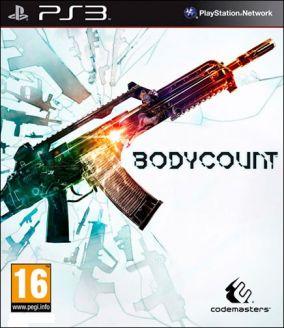 Copertina del gioco Bodycount per PlayStation 3