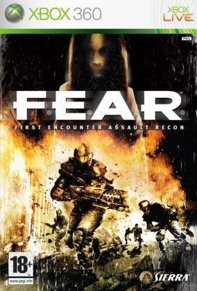 Copertina del gioco F.E.A.R. per Xbox 360