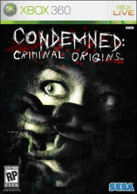 Copertina del gioco Condemned: Criminal Origins per Xbox 360