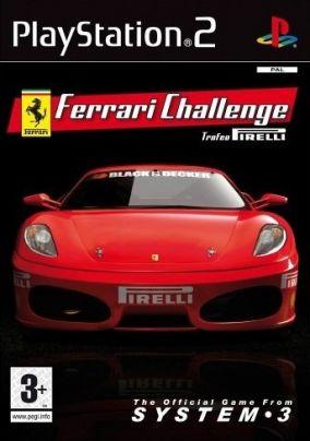 Copertina del gioco Ferrari Challenge Trofeo Pirelli per PlayStation 2