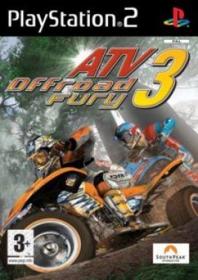 Copertina del gioco ATV Offroad Fury 3 per PlayStation 2