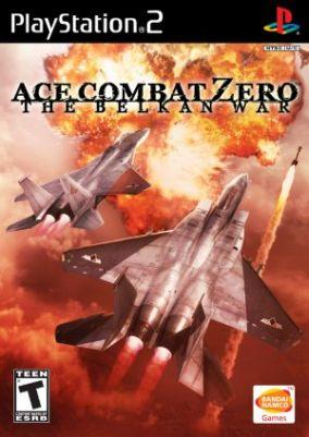 Immagine della copertina del gioco Ace Combat Zero: The Belkan War per PlayStation 2