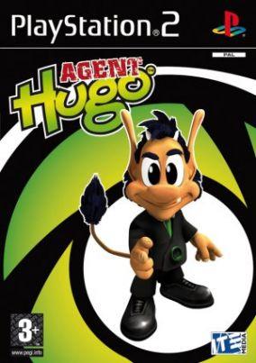 Immagine della copertina del gioco Agent Hugo per PlayStation 2