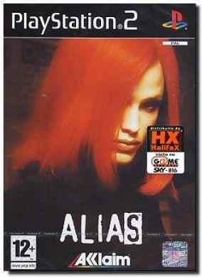 Copertina del gioco Alias per PlayStation 2