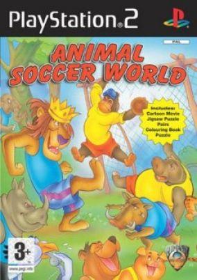 Immagine della copertina del gioco Animal Soccer World per PlayStation 2