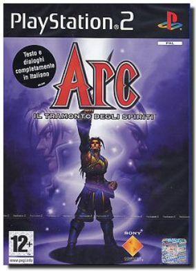 Immagine della copertina del gioco Arc: Twilight of the Spirits per PlayStation 2