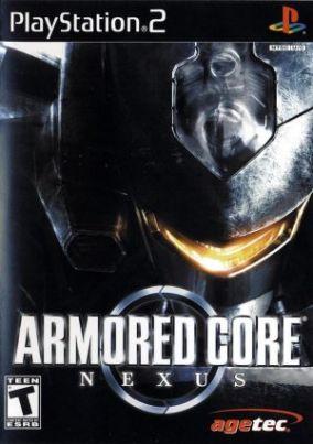 Immagine della copertina del gioco Armored Core: Nexus per PlayStation 2
