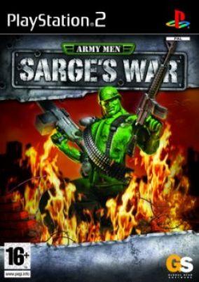 Immagine della copertina del gioco Army men Sarge's War per PlayStation 2