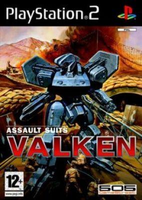 Immagine della copertina del gioco Assault Suits Valken per PlayStation 2