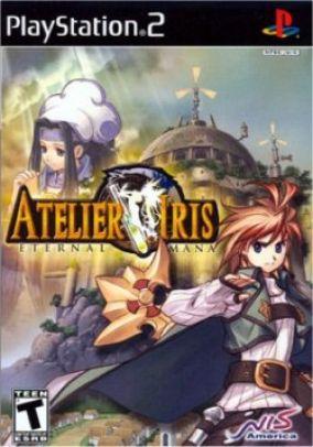 Copertina del gioco Atelier Iris per PlayStation 2