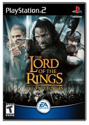 Copertina del gioco Il signore degli anelli -  Le due torri per PlayStation 2