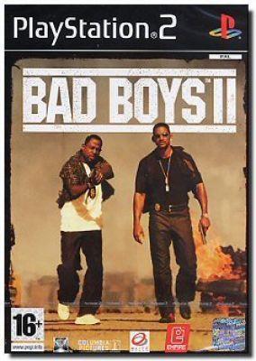 Immagine della copertina del gioco Bad boys 2 per PlayStation 2