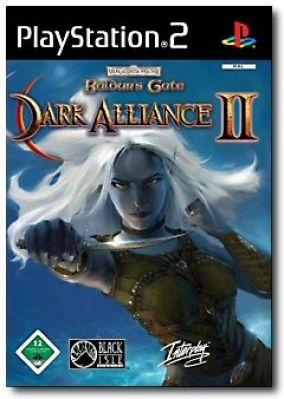 Copertina del gioco Baldur's Gate: Dark Alliance 2 per PlayStation 2