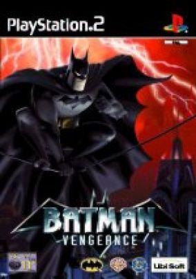 Copertina del gioco Batman vengeance per PlayStation 2