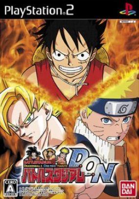 Copertina del gioco Battle Stadium D.O.N. per PlayStation 2