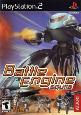 Copertina del gioco Battle engine aquila per PlayStation 2