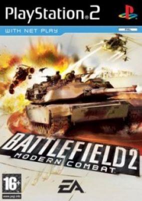 Copertina del gioco Battlefield 2: Modern Combat per PlayStation 2