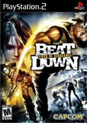Copertina del gioco Beat Down: Fists of Vengeance per PlayStation 2