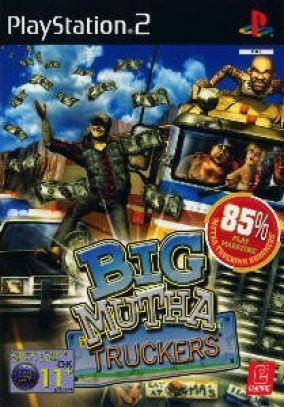 Copertina del gioco Big Mutha truckers per PlayStation 2