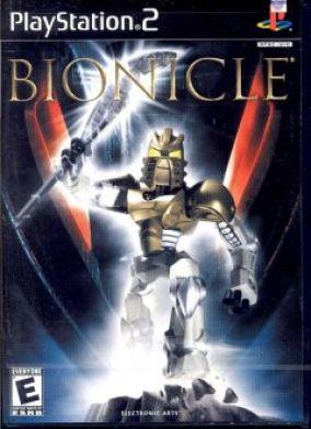 Copertina del gioco Bionicle per PlayStation 2