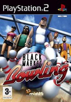 Copertina del gioco Black Market Bowling per PlayStation 2