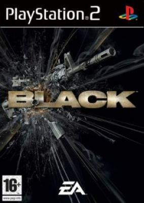 Copertina del gioco Black per PlayStation 2