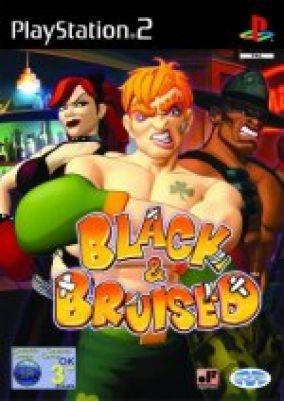 Copertina del gioco Black & bruised per PlayStation 2