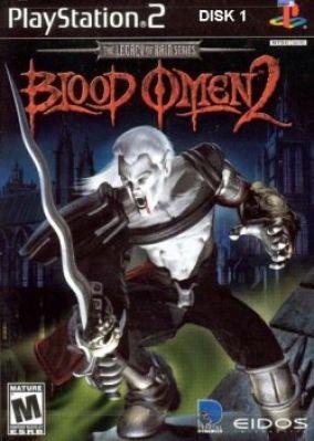 Copertina del gioco Blood Omen 2 per PlayStation 2