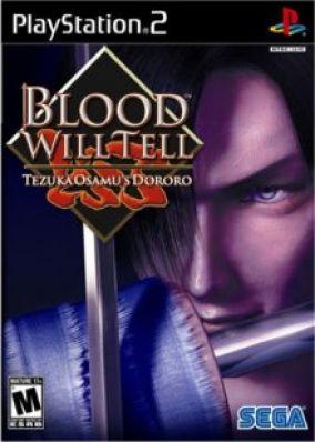 Copertina del gioco Blood Will Tell per PlayStation 2