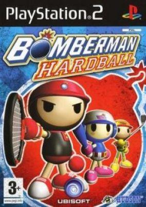 Copertina del gioco Bomberman Hardball per PlayStation 2