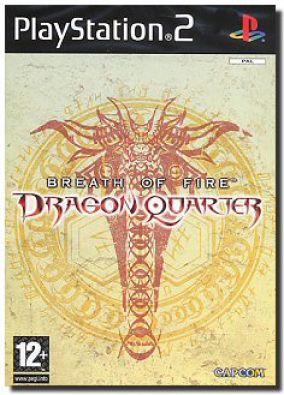 Copertina del gioco Breath of Fire: Dragon Quarter per PlayStation 2