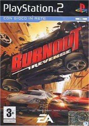 Immagine della copertina del gioco Burnout Revenge per Playstation 2