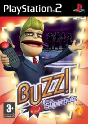 Immagine della copertina del gioco Buzz! Il Superquiz per PlayStation 2