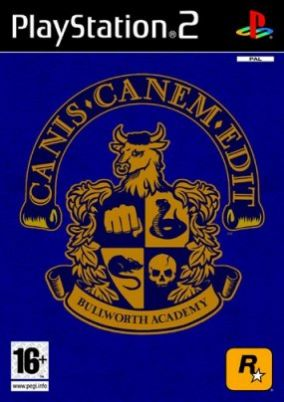 Immagine della copertina del gioco Canis Canem edit per PlayStation 2