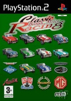 Immagine della copertina del gioco Classic British Motor Racing per PlayStation 2