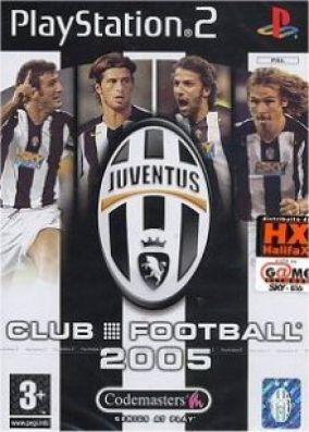 Copertina del gioco Club Football 2005 per PlayStation 2
