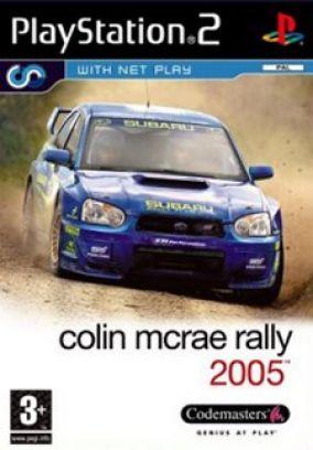 Immagine della copertina del gioco Colin McRae 2005 per PlayStation 2