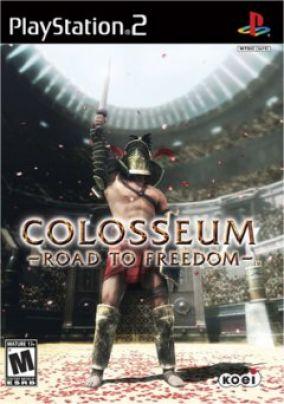 Copertina del gioco Colosseum: Road to Freedom per PlayStation 2