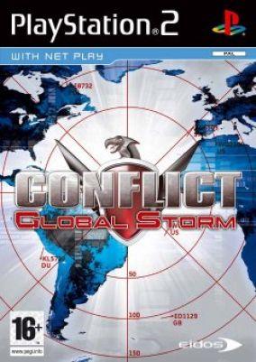Copertina del gioco Conflict: Global Storm per PlayStation 2