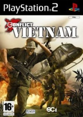 Immagine della copertina del gioco Conflict: Vietnam per PlayStation 2