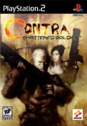 Copertina del gioco Contra: Shattered Soldier per PlayStation 2