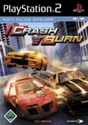 Copertina del gioco Crash 'n' Burn per PlayStation 2