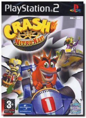 Copertina del gioco Crash Nitro Kart  per PlayStation 2